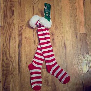 Christmas Knee-High Socks
